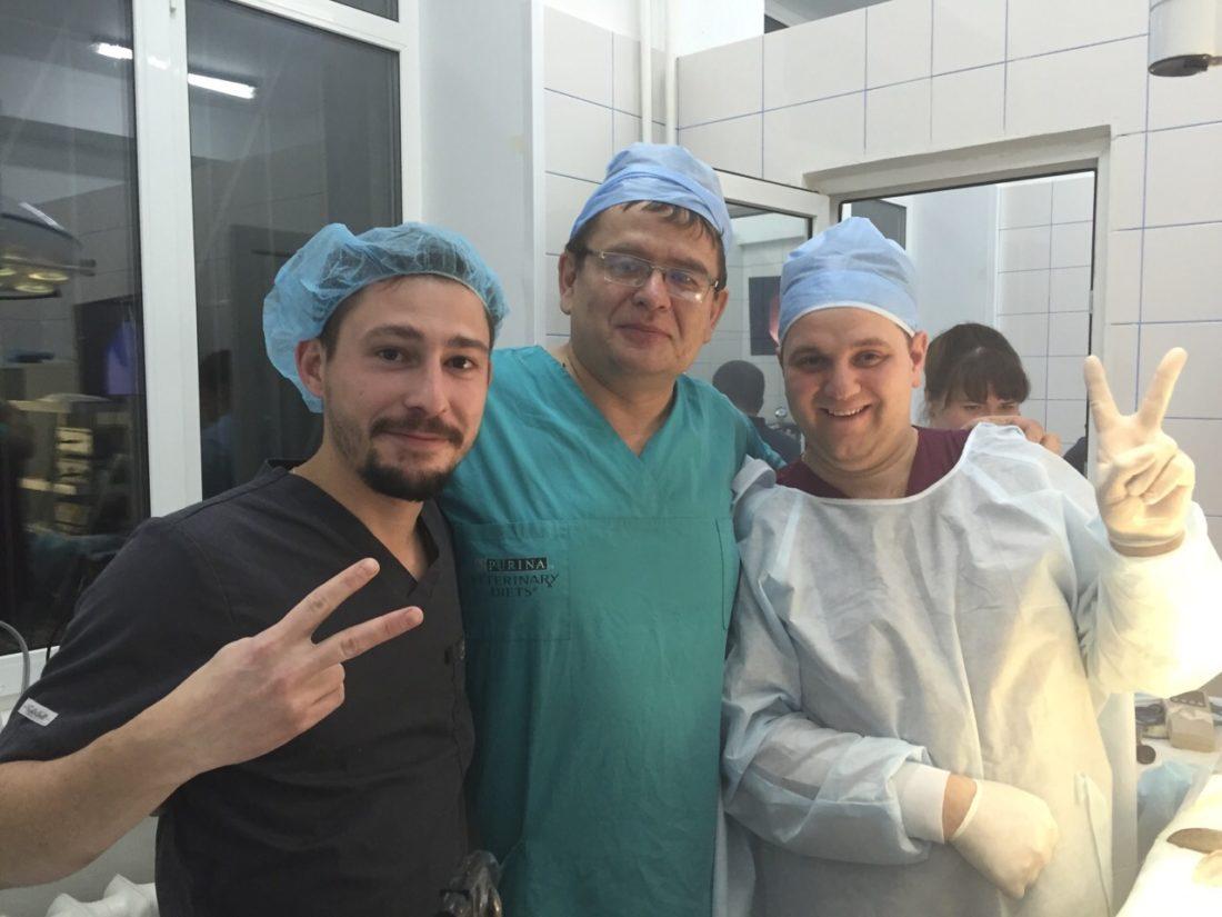 мастер класс по эндоскопии