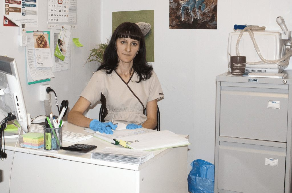 Врач-стоматолог Мечникова Ирина Сергеевна