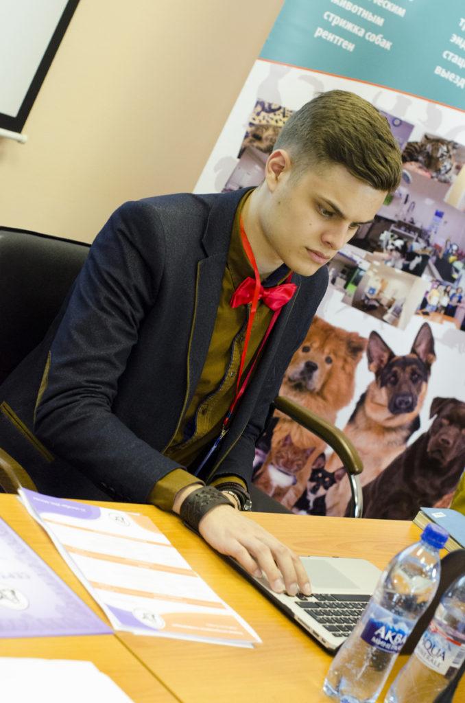 """Первая ветеринарная конференция """"Айболит Плюс"""". Фоторепортаж."""