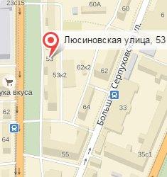 Ветеринарная клиника Айболит плюс на Люсиновской улице, 53