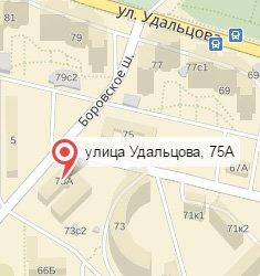 Ветеринарная клиника Айболит Плюс на улице Удальцова, 75А