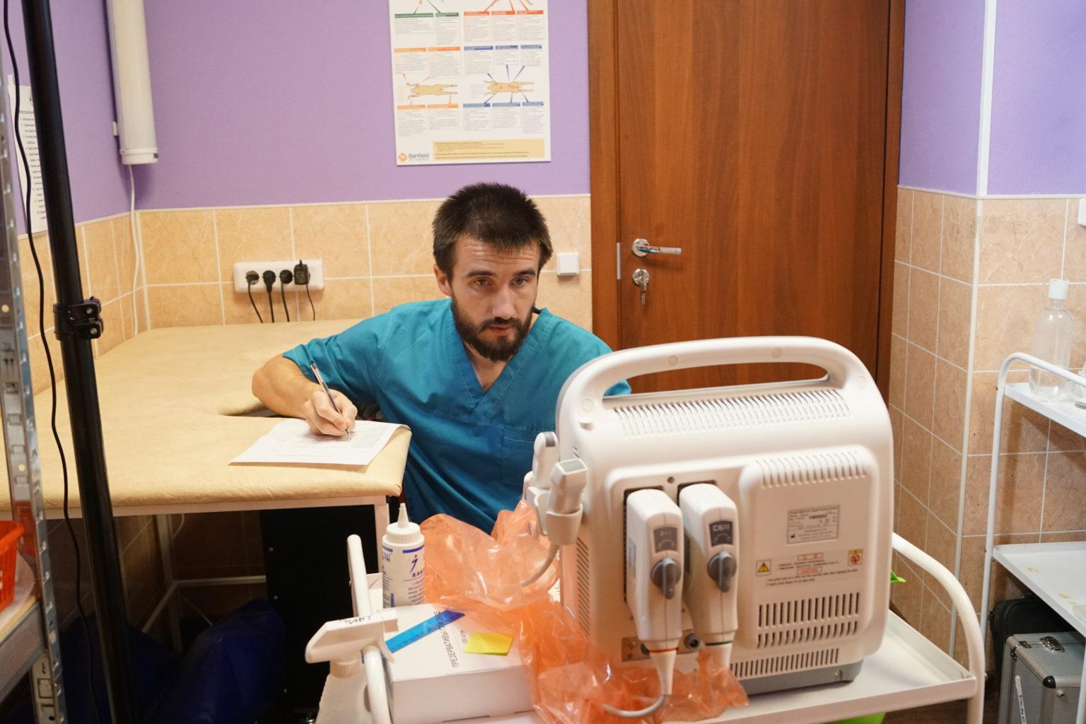Врач-кардиолог Ткачук Валентин Валентинович