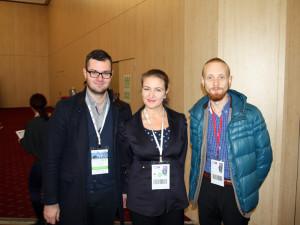 Лапшин, Бусаргин и Яровая