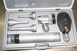 Оборудование для ветеринарной офтальмологии - щелевая лампа Heine