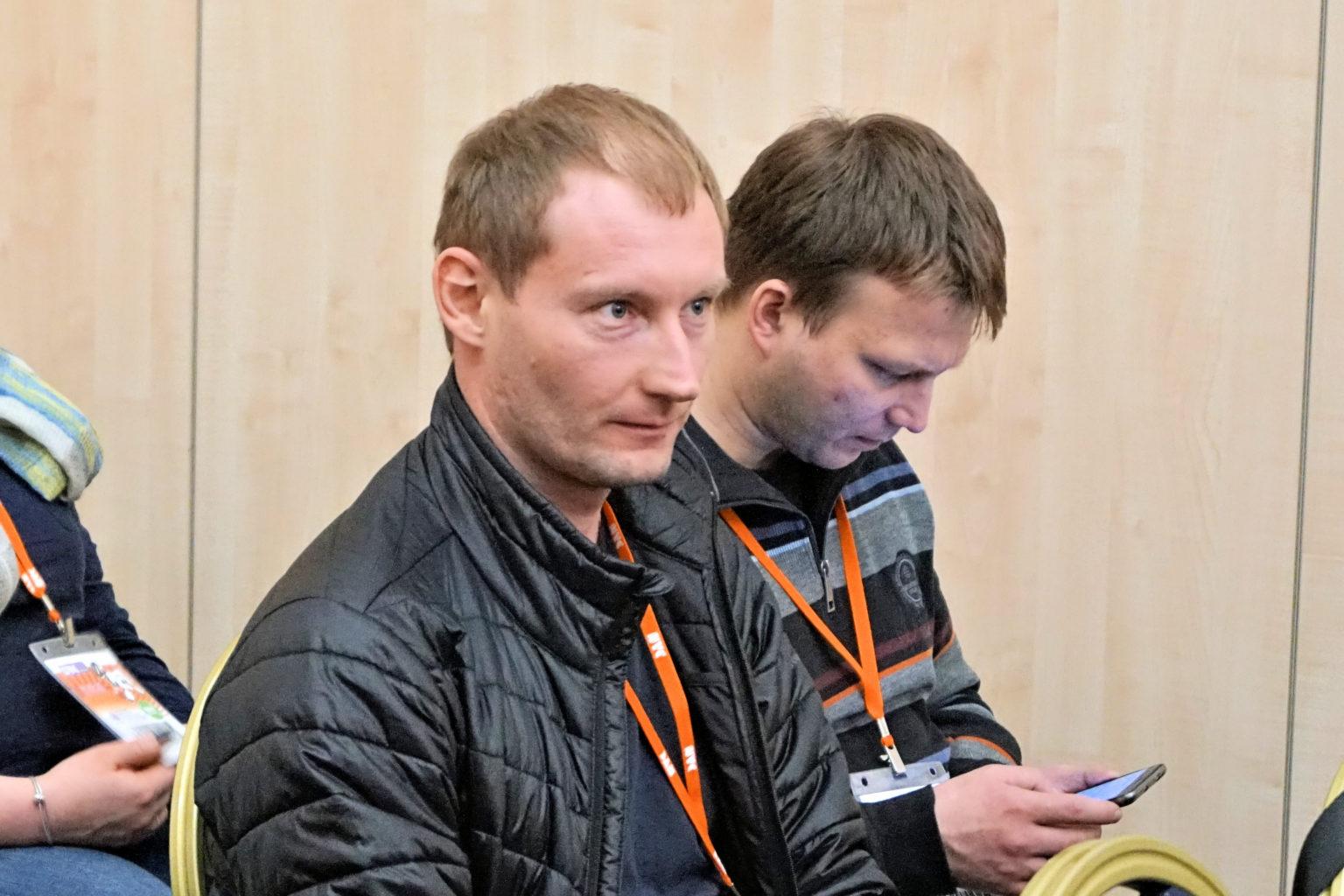 """Врач """"Айболит Плюс"""" Александр Константинов. Национальная Ветеринарная Конференция NVC-2016."""